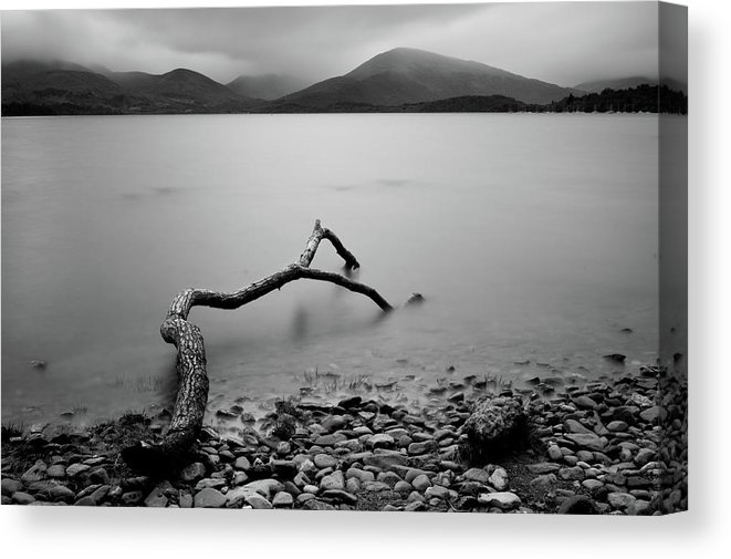 Loch Lomond lake, Scotland Canvas Print / Canvas Art by Michalakis Ppalis