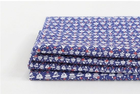cotton 1yard 44 x 36 inches 1Y Fabric Pack 50  by cottonholic, $13.60