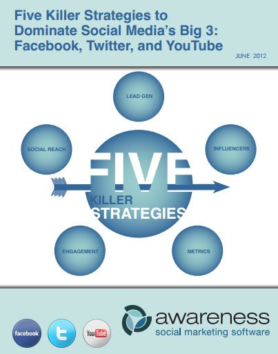 Free Pdf White Paper From Awareness Inc Five Killer Strategies