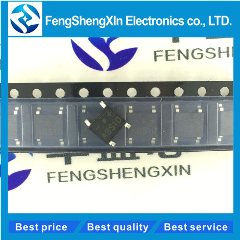 100pcs/lot New ABS10 SOP-4 Rectifier bridge pile IC chip #Affiliate - why sop is used