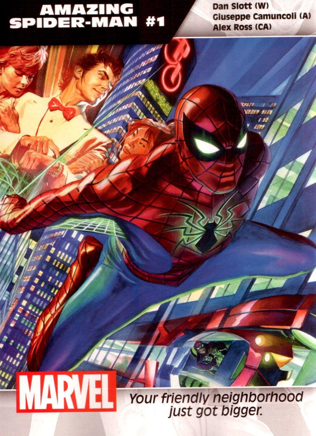 O futuro da Marvel: