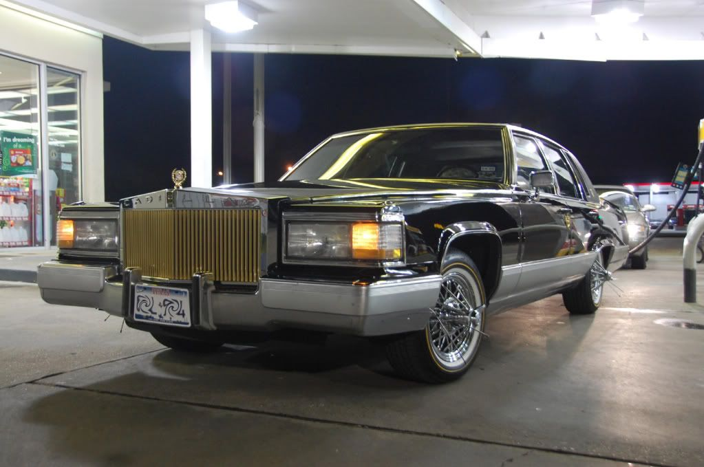 84 Swangas And Vogues Thread 91 Fleetwood Brougham For