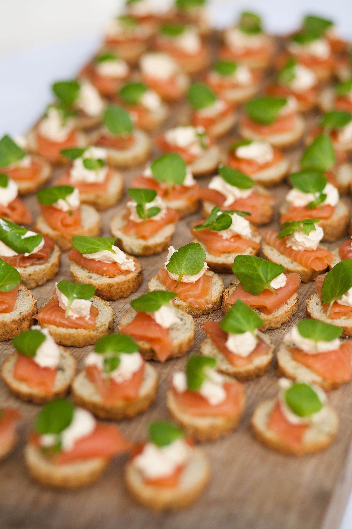 Canapés Show We Offer A Wide Selection Of Seasonal Canapes Which Utilise Local