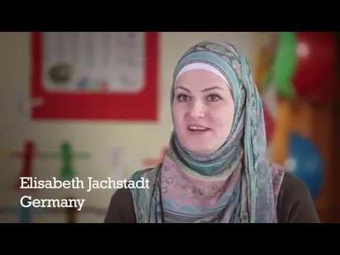 Islam in Women - Women converted to Islam in the world- Documentary 2015 - YouTube
