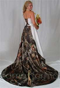 Camo Formal Wedding Dress Planned My Whole Weddin Through This Place