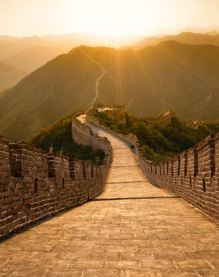 2 Home Twitter Great Wall Of China Chinese Wall Wonders Of The World