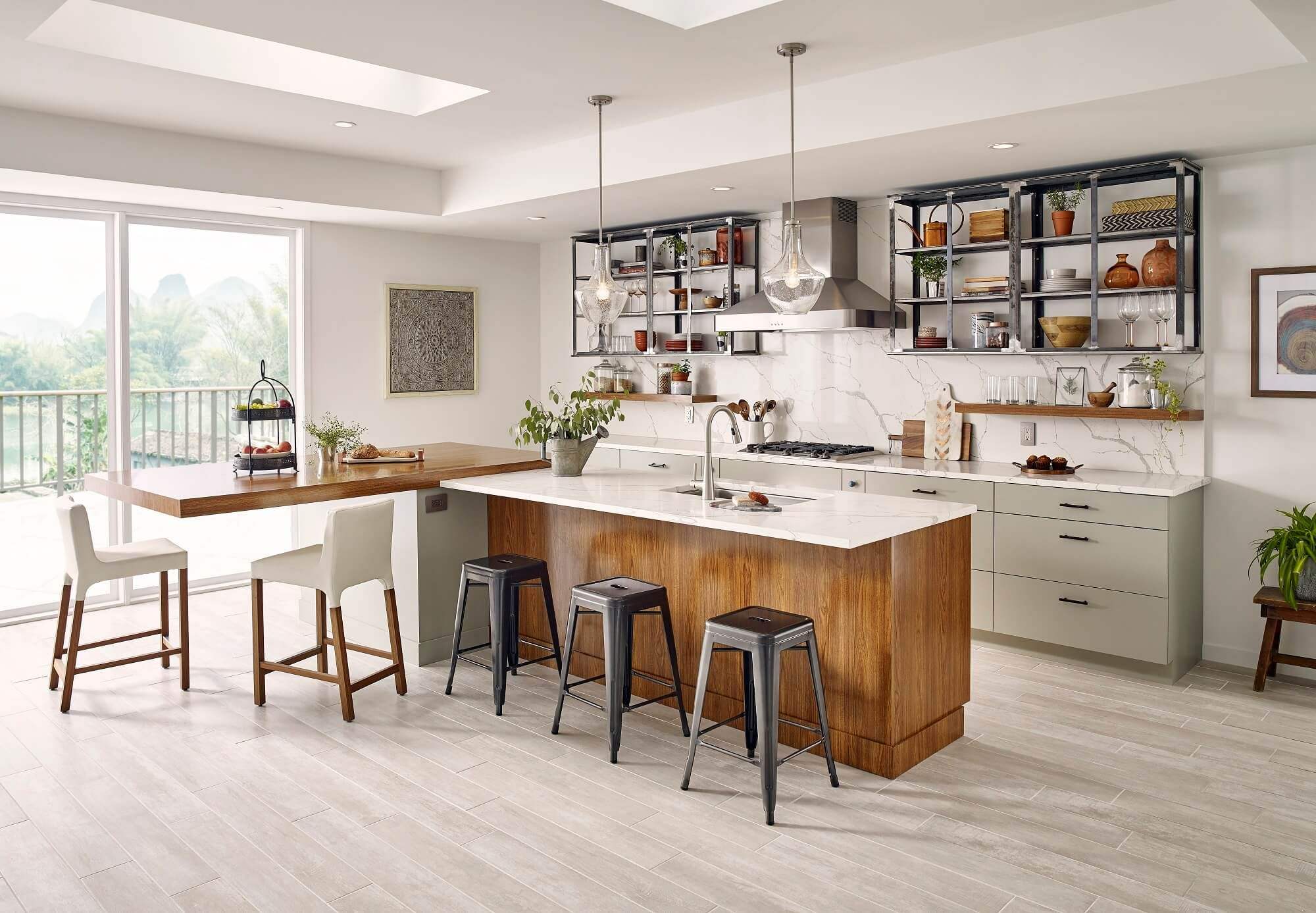 Best Calacatta Laza Kitchen Remodel Kitchen Countertops 400 x 300