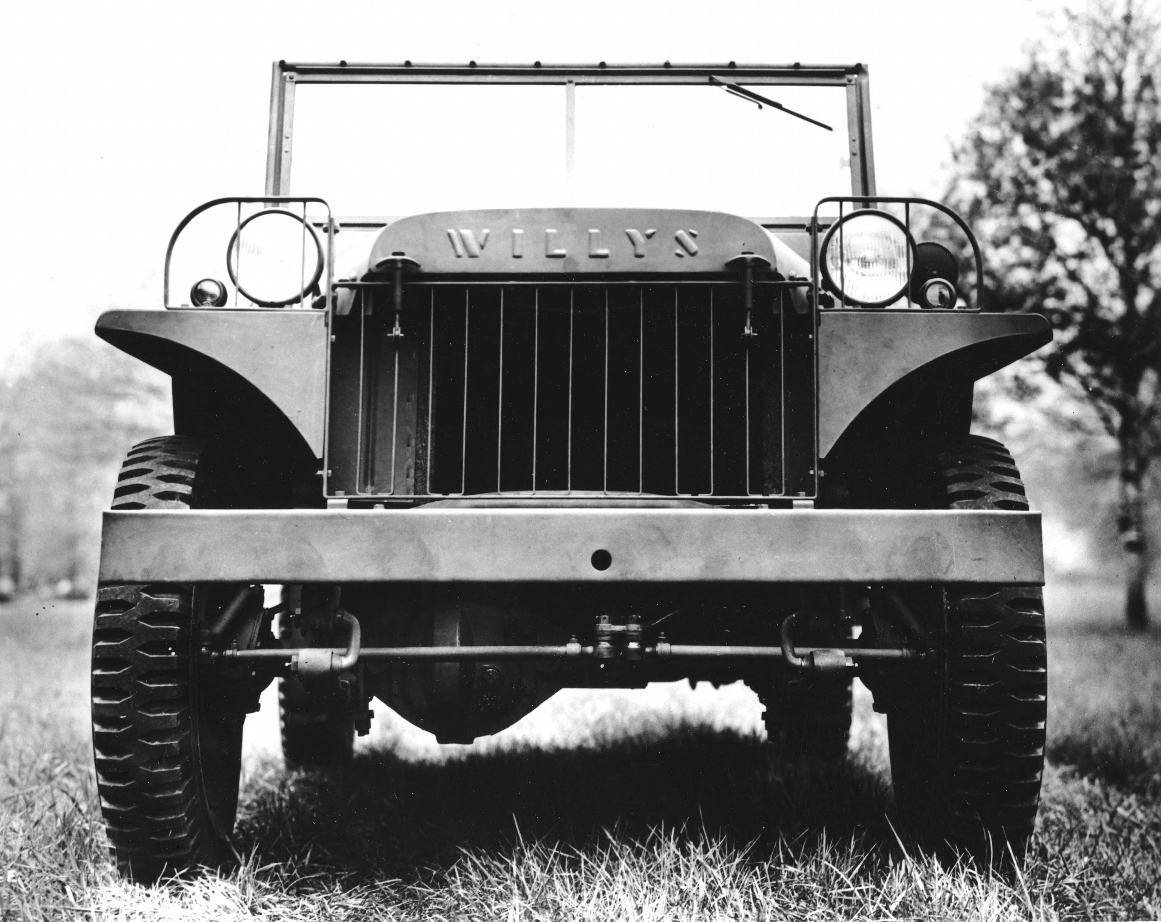 1941 Willys Ma Most Were Sent To The Allies In Russia England Via The