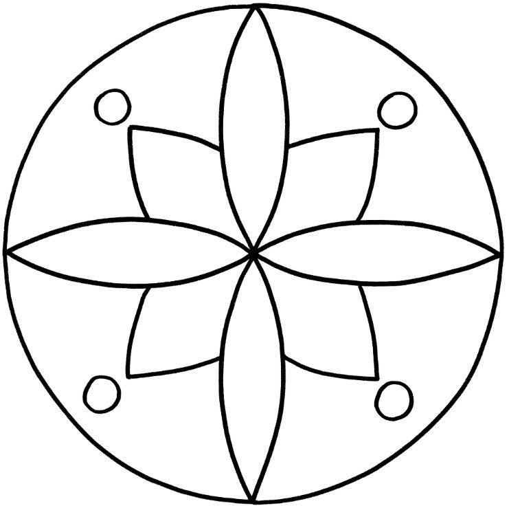 mandalas zum ausdrucken  artes e artesanato mandalas