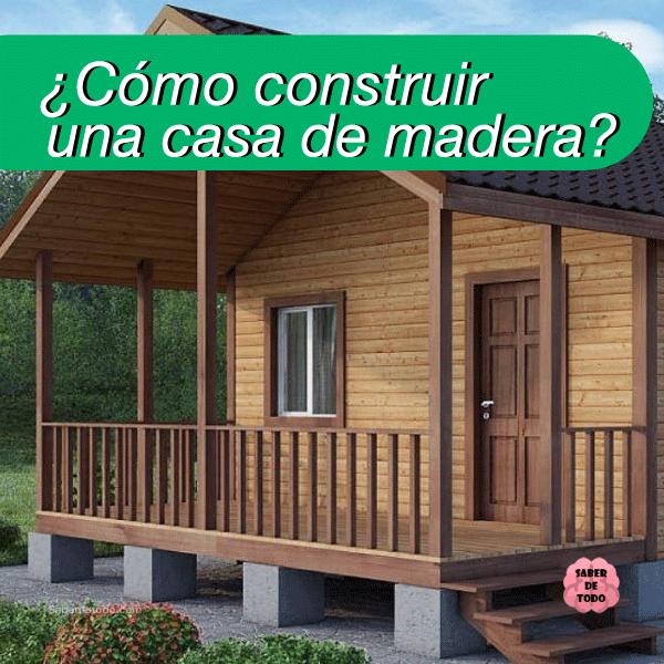 Como Hacer Una Casa De Madera La Mejor Guia Paso A Paso Casas De Madera Casas Prefabricadas De Madera Casas De Troncos