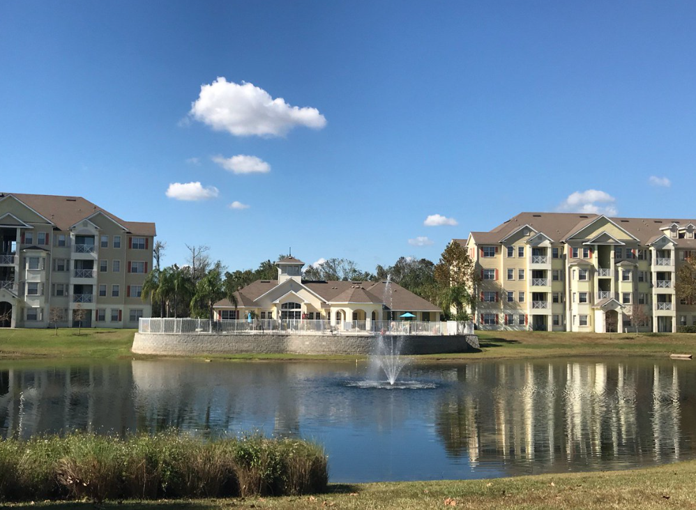 With Views Like This It S Easy To See Why Our Residents Loving Calling Us Home Cane Island Apartment Homes In Kissimmee Island Living Cane Island Kissimmee