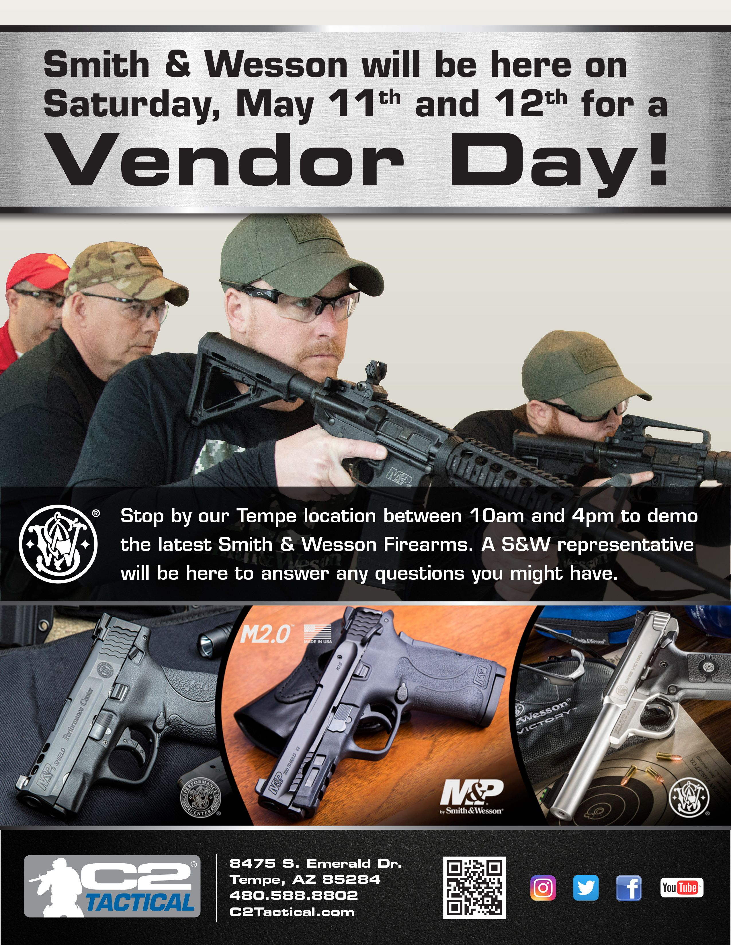 Pin on Events at C2 Tactical