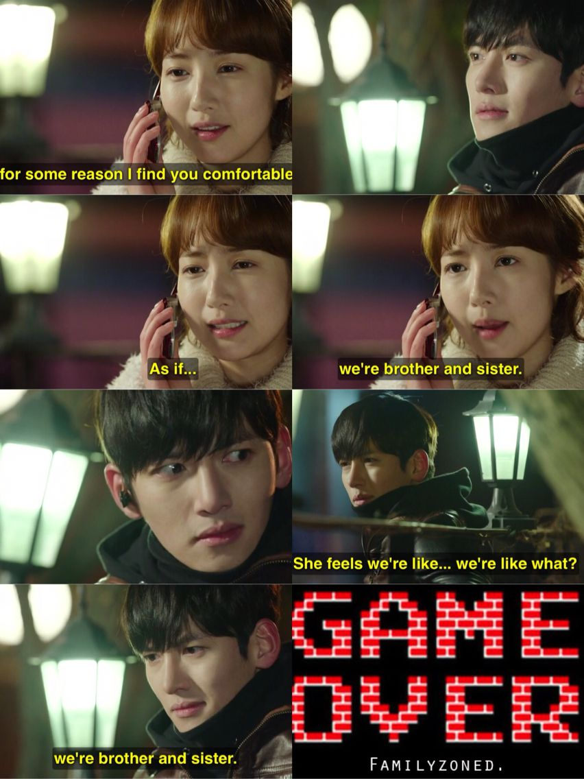 Healer has been family zoned  #healer Ji Chang Wook | kdrama