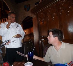 Tips for dining with food  allergies at Walt Disney World