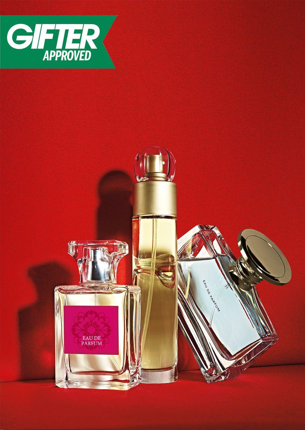 Designer fragrances and celebrity scents — get ready for