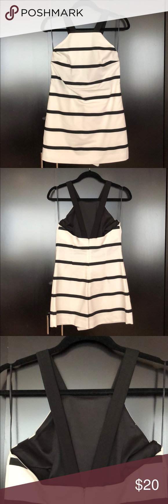04f3c20940fb Zara striped romper Zara striped romper Like new. Worn once Size M Zara  Other