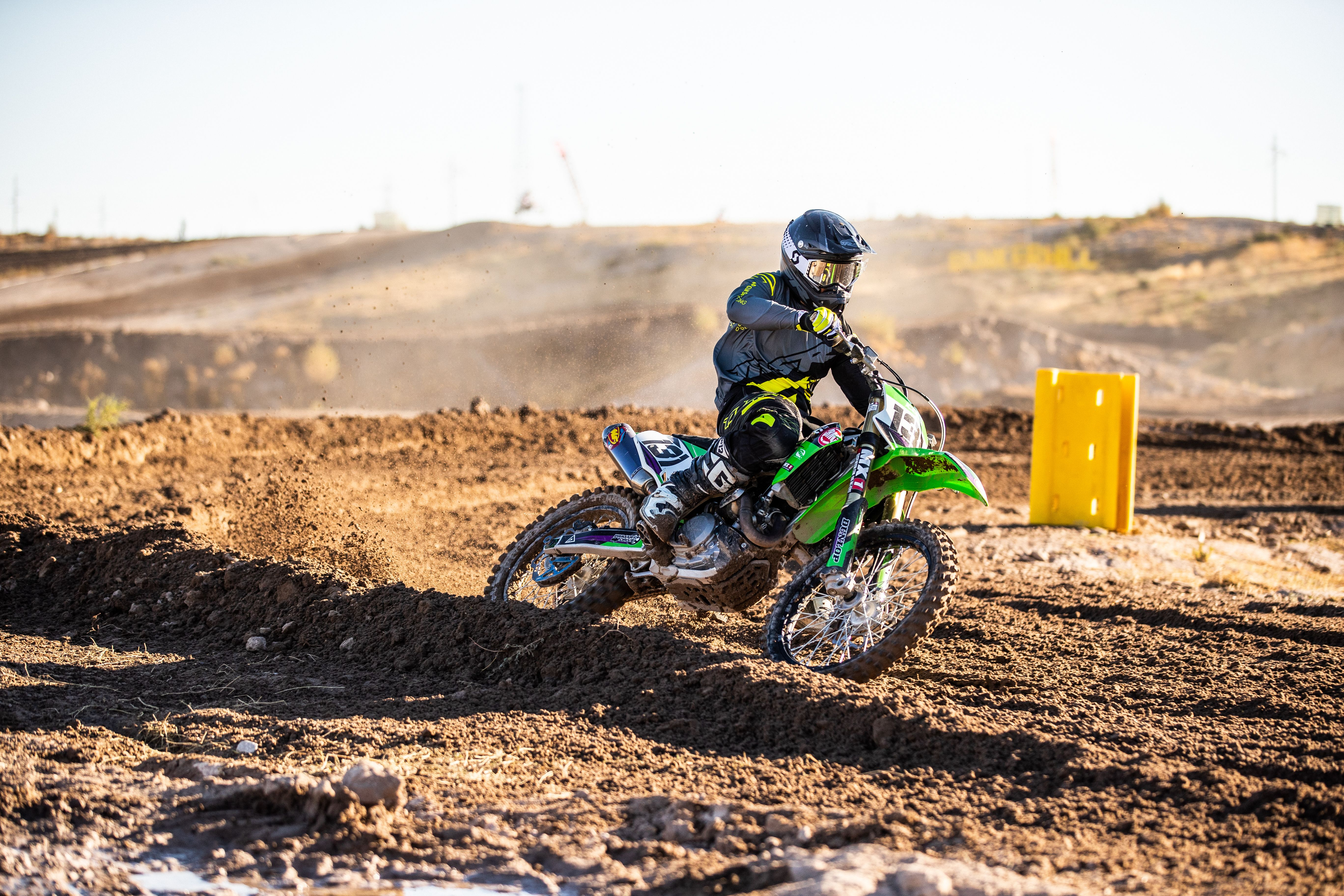 Chase On His 2019 Kawasaki Kx450 Visit Our Youtube Channel To See