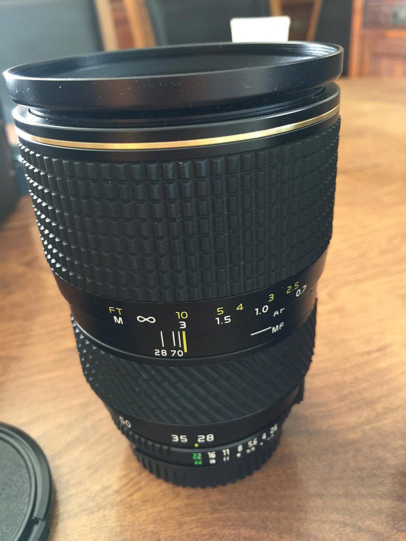 Amazon Com Tokina At X Pro Af 28 70mm F 2 8 For Nikon Nikon Pro Camera Lenses