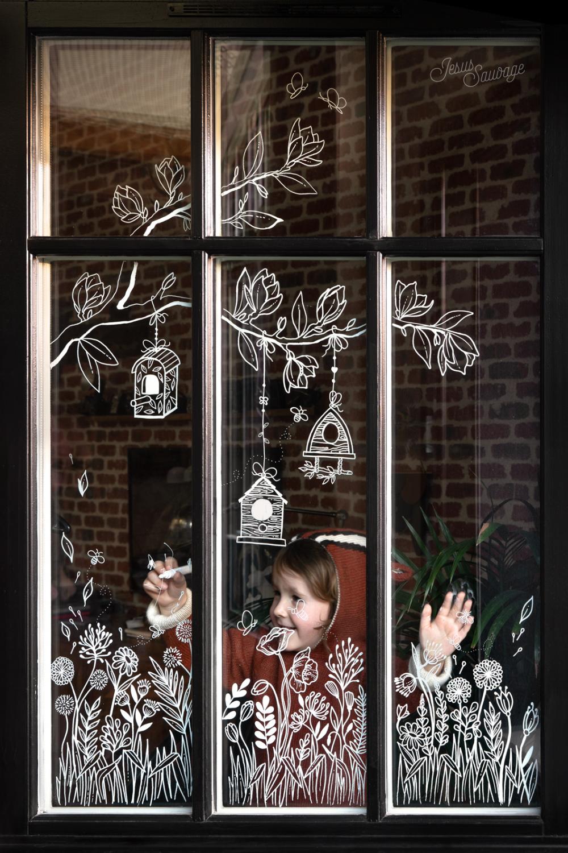 Photo of Le Printemps sur nos fenêtres #printable – jesus-sauvage