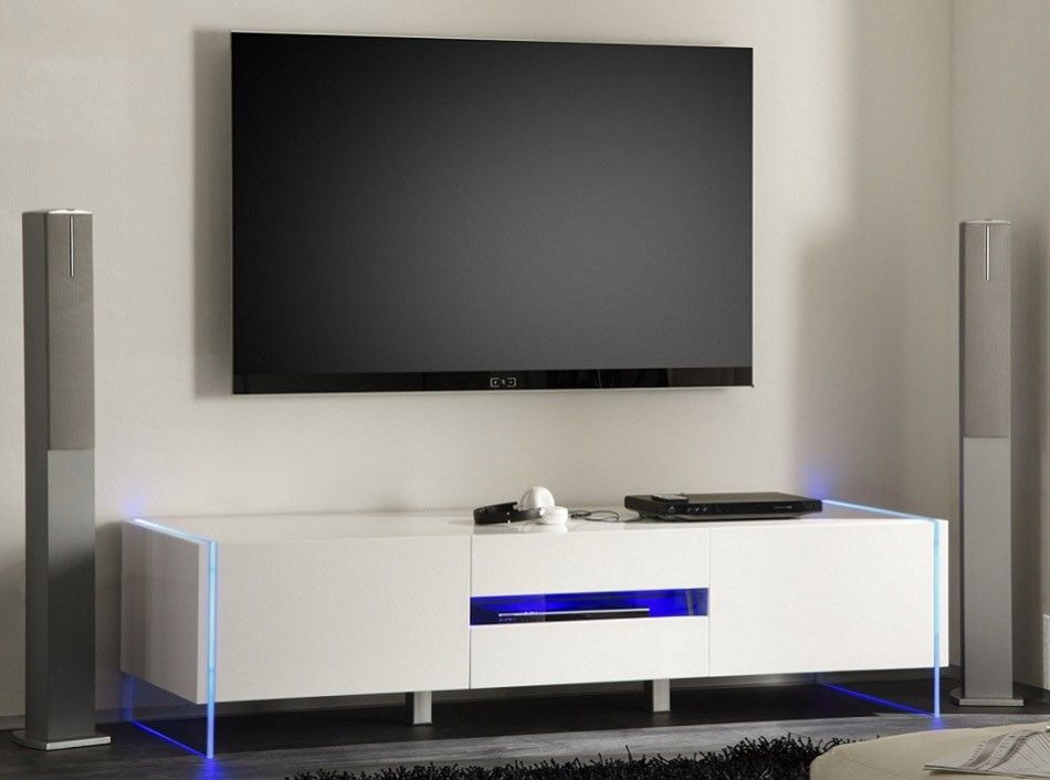 Italian Tv Stand Lumina By Lc Mobili 799 00 Contemporary Stands Dining Room Furniture