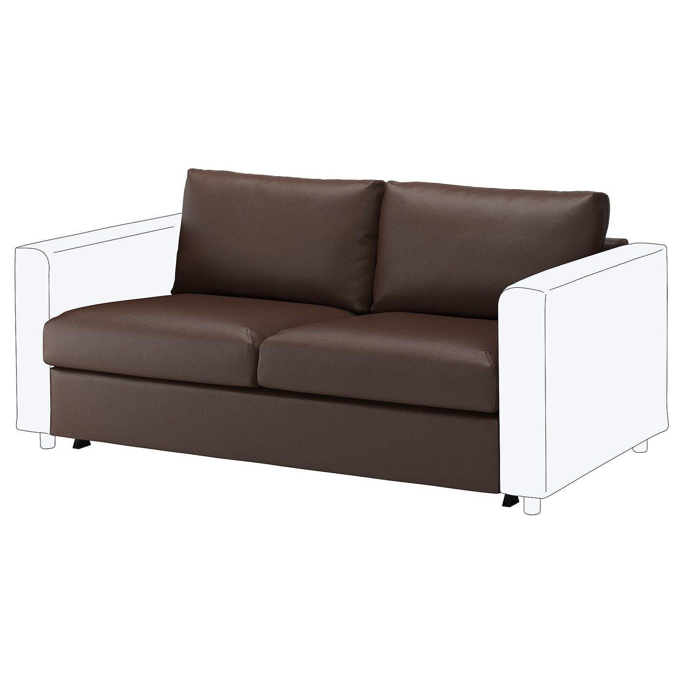 Ikea Vimle Loveseat Sleeper Section Modular Sofa Sofa Back