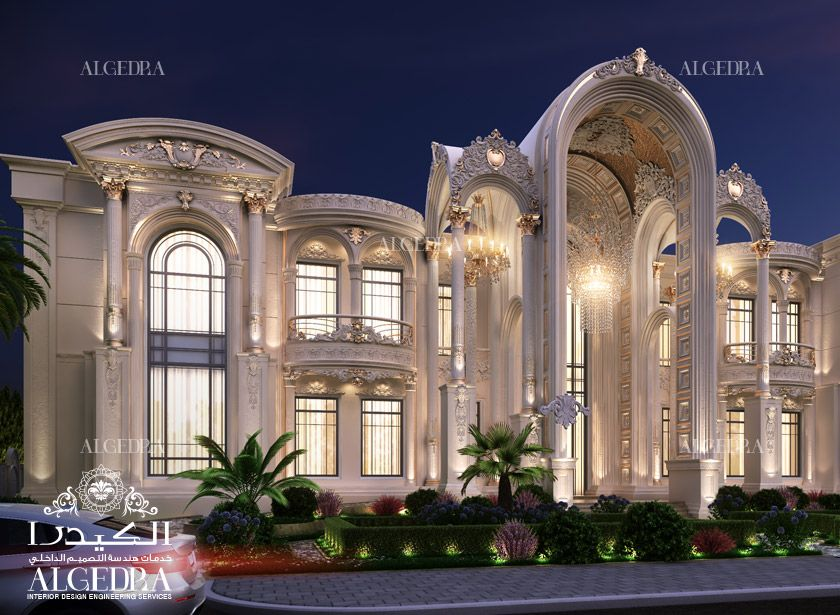 Exterior Design Gallery - Best Villa Exteriors by Algedra | Dream ...