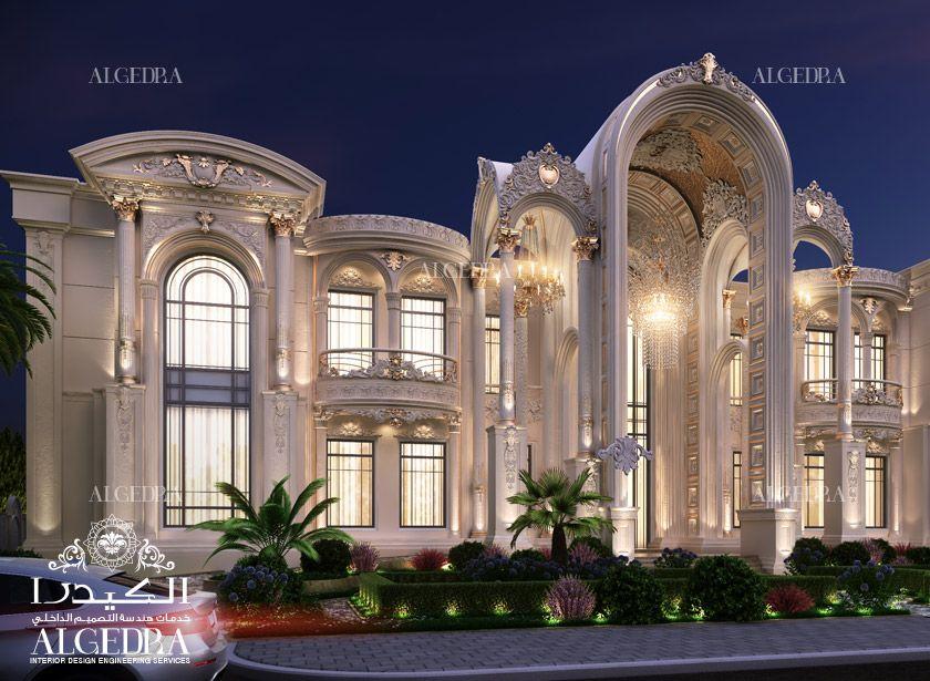 Exterior Design Gallery Best Villa Exteriors By Algedra Dream Home House Design Luxury