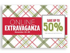 Just a Little Ink: It's Online Extravaganza Time