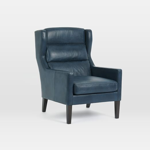 wing chairs on sale babybjorn potty chair reviews clarke leather westelm furniture ideas pinterest