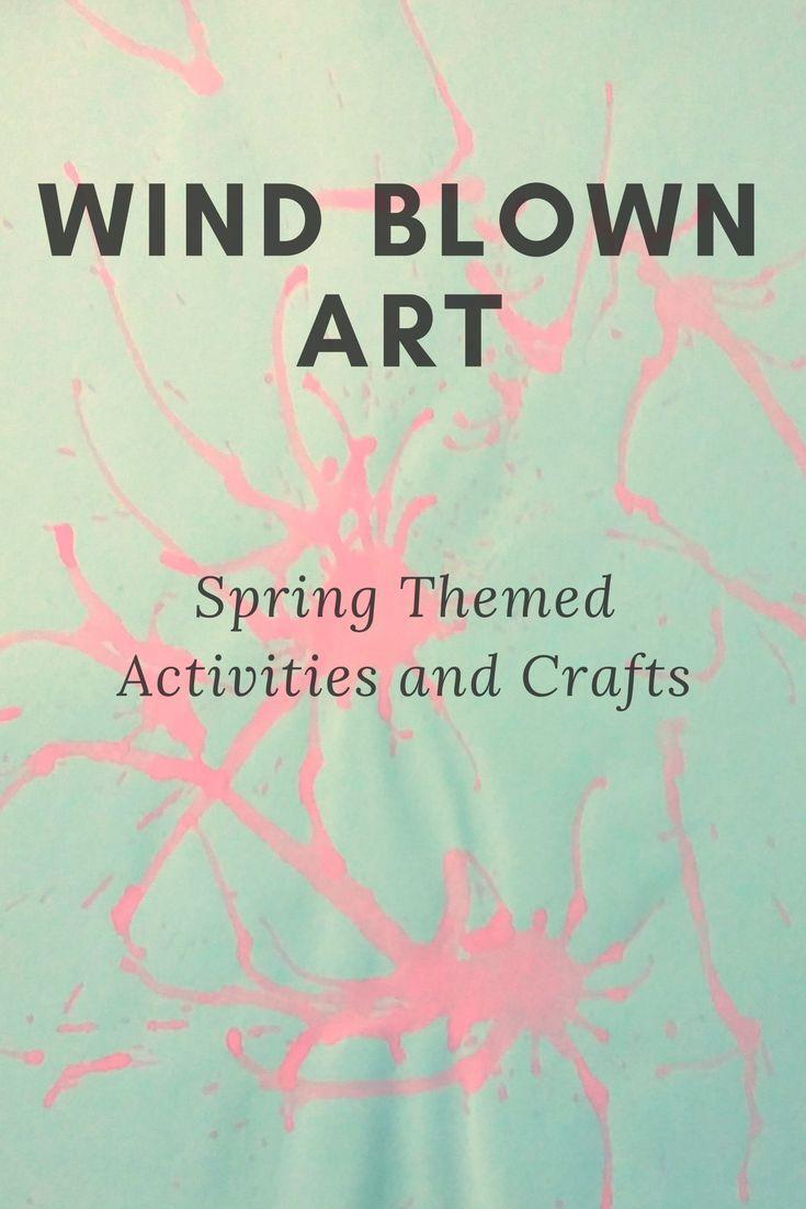 Spring Crafts and Activities for Pre-K or Kindergarten ...