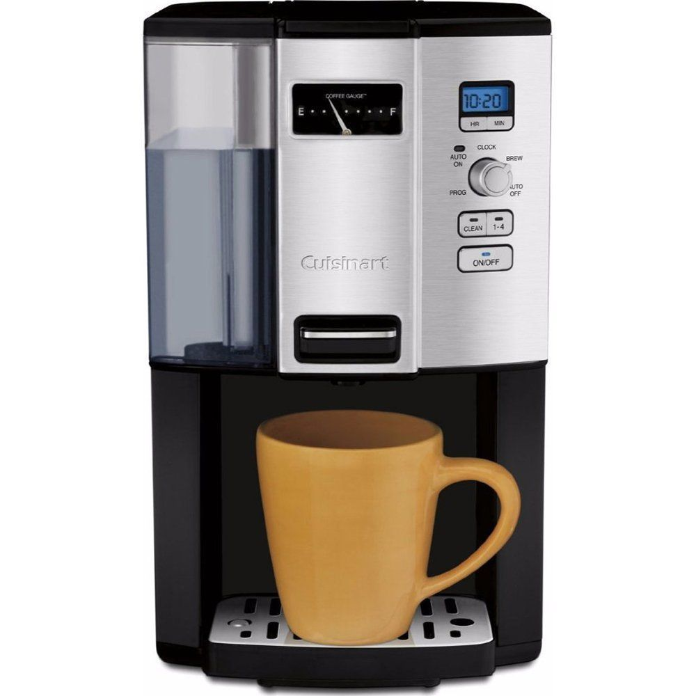 Cuisinart Dcc 3000fr 12 Cup Coffee On Demand Programmable Coffee Maker Certifie Cuisina Cuisinart Coffee Maker Single Cup Coffee Maker Best Drip Coffee Maker