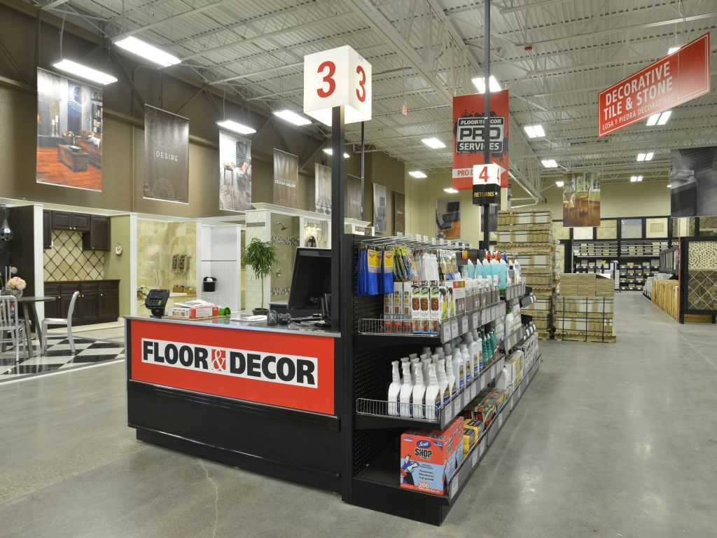 Congrats To Our Friends At Floor Decor On Their New Opening In Cincinnati