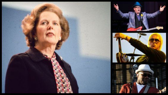 Margaret Thatcher and the Rise and Fall of the Great British Pop Protest Song