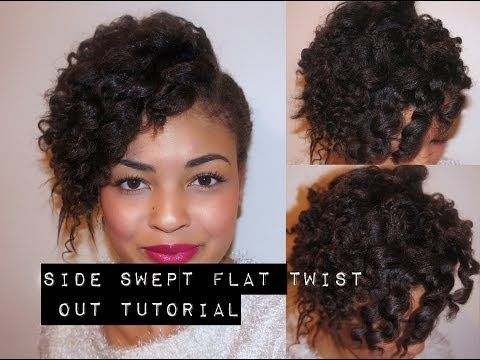 How To Stretch Do A Heatless Blow Out For Natural Afro Hair 3c