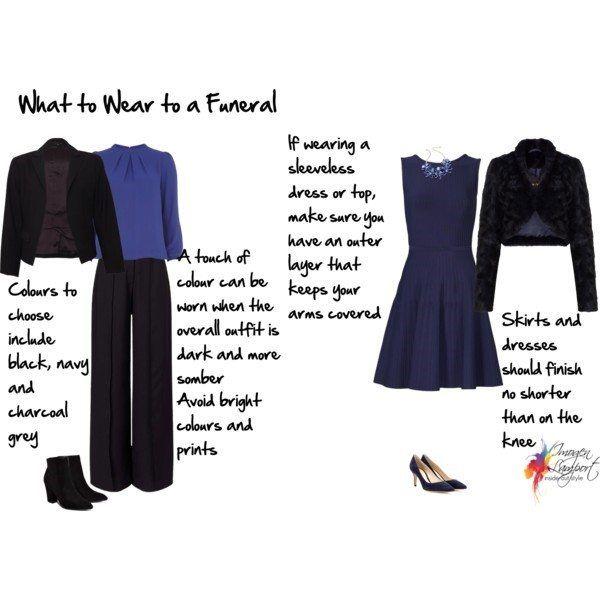 Funeral Dress Code
