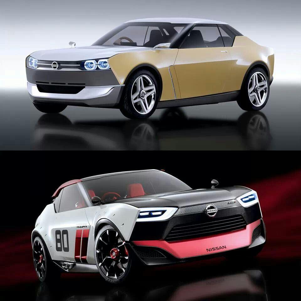 NISSAN IDx - Our Next Car
