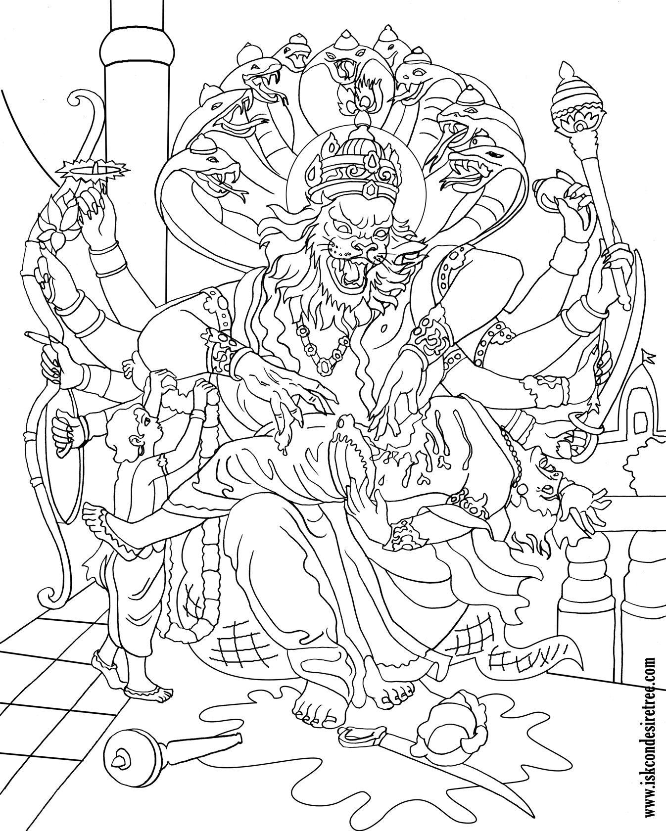 krishna coloring - Google Search | Krishna art, Art, Adult ...
