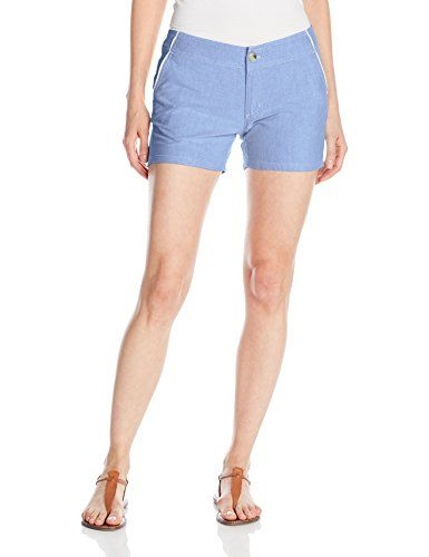 Columbia Womens Solar Fade Shorts 8x4 Stormy Blue * More info could be found at the image url.(This is an Amazon affiliate link)