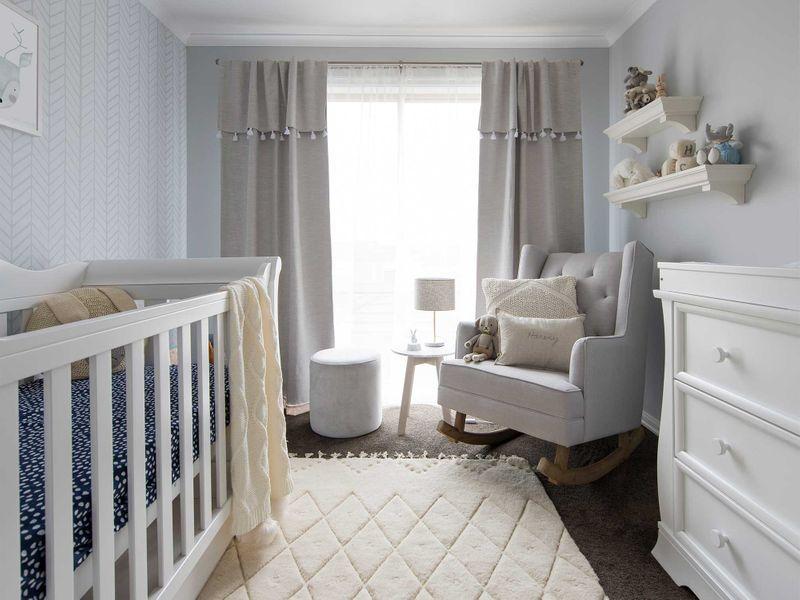 Baby Room Decor Ideas Nursery Decor Furniture Photos To