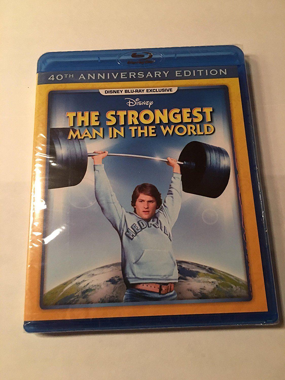 The Strongest Man in the World Disney movie club, Disney