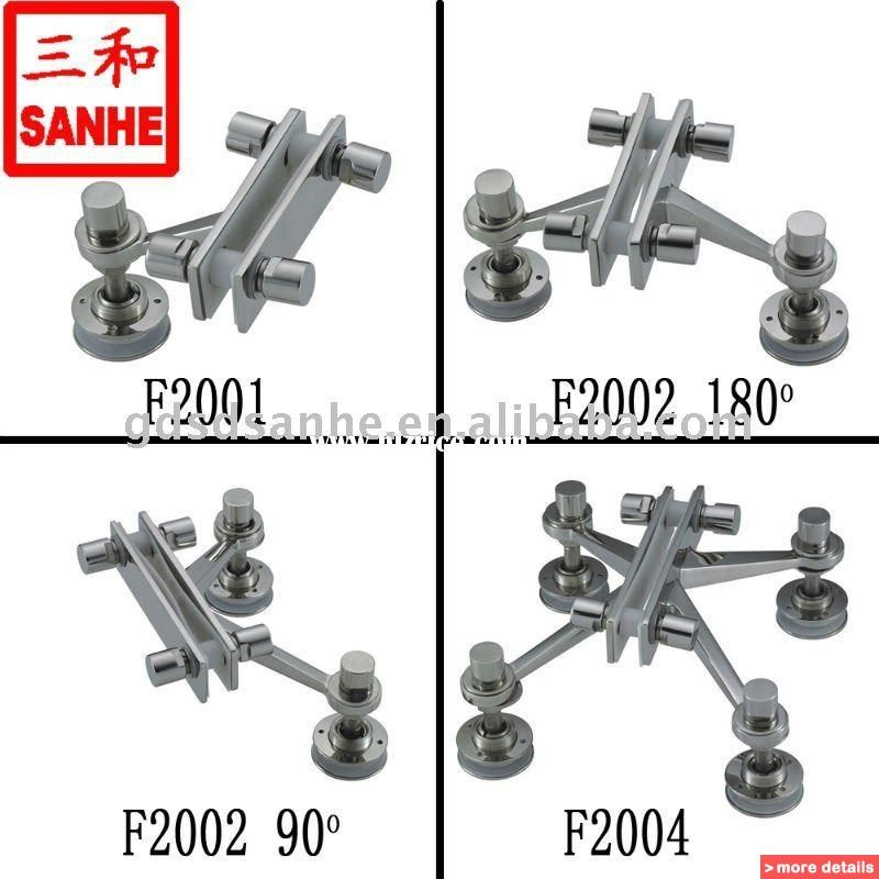 Glass Clamps Connectors Spider Fittings Glass Curtain Wall / China