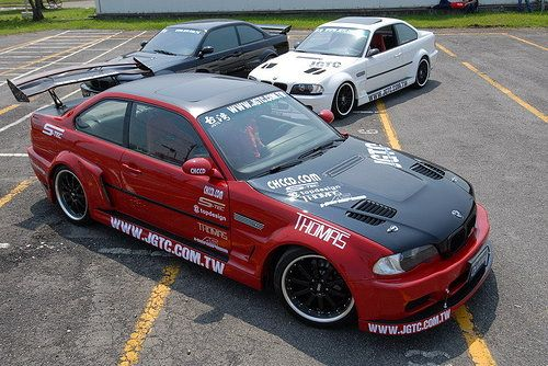 E36 M3 With E46 M3 Gtr Body Kit By Jgtc Warning Lots Of Pics Cars