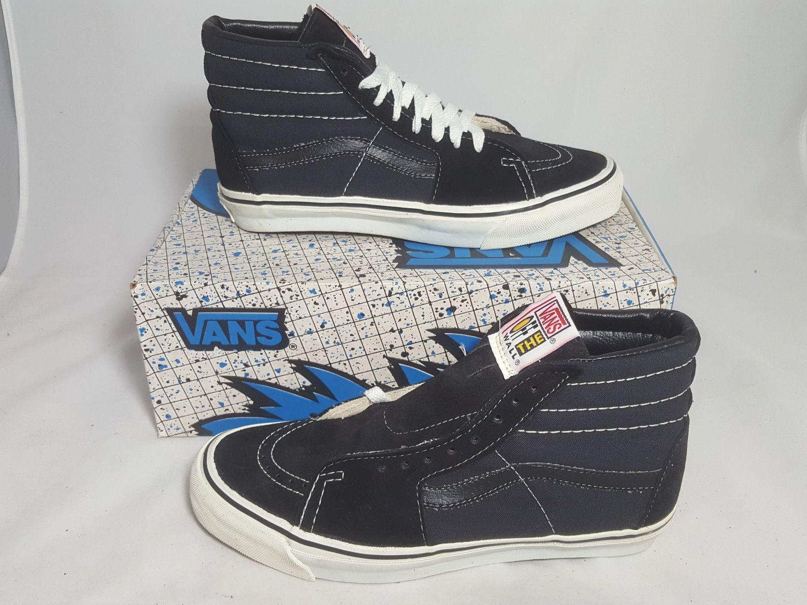 mens vans shoes size 9