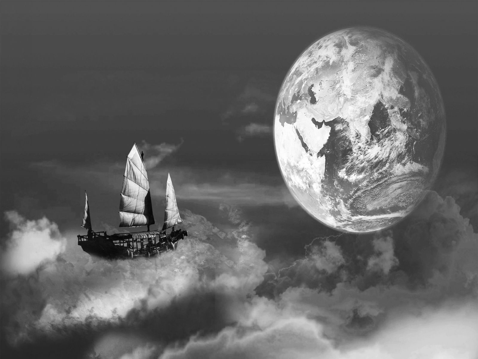 Amazing Facts Black And White Dream