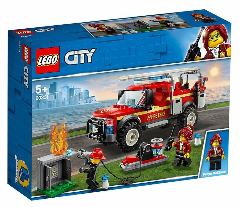 eBay Sponsored PREVENDITA 070619 60231 LEGO City