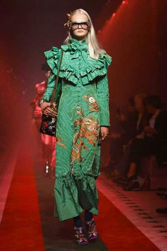 Milan Fashion Week   Gucci Spring/Summer RTW 2017
