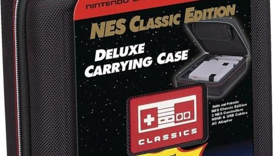 RDS Industries NES Classic Edition Carrying Case now