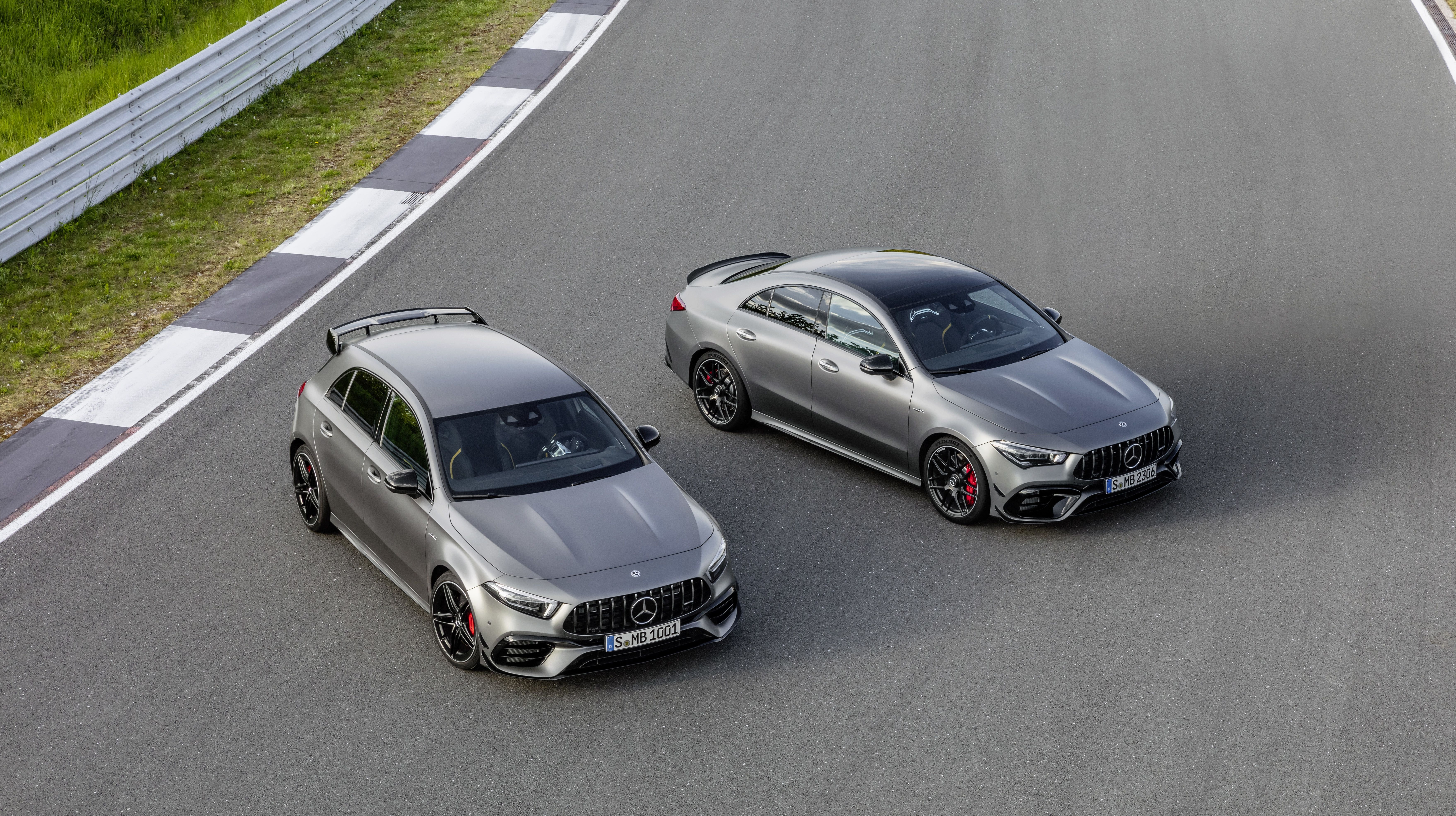 Amg Is Rewriting Rules Of Compact Cars With The Unbelievably Powerful 2020 Amg Cla 45 A45 Latest Mercedes Benz Mercedes Compact Cars