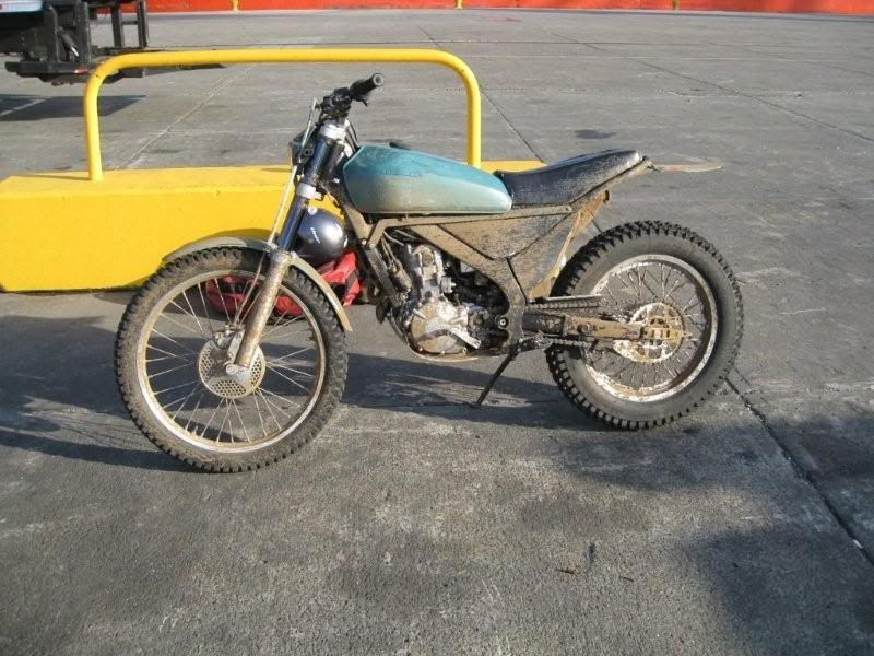 Bond Montessa Cota 4RT | Moto | Cars motorcycles, Motorbikes, Motorcycle