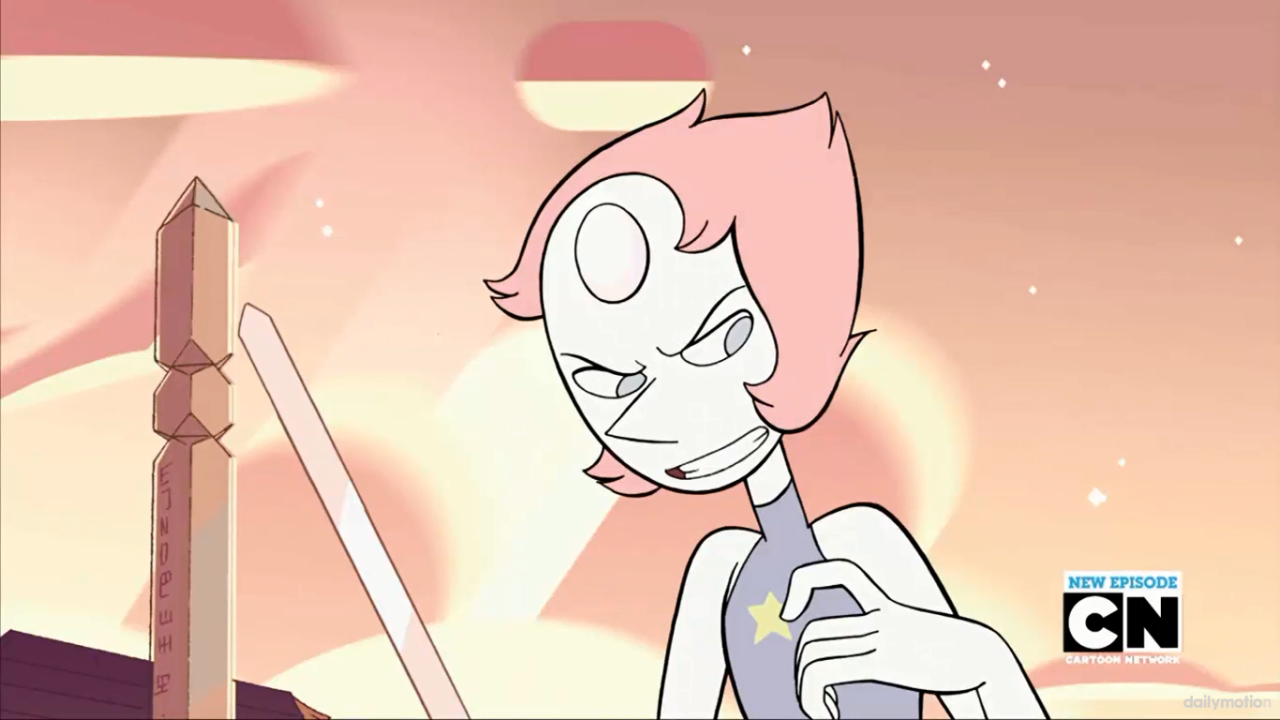 Canon Pearl looking like Bad Pearl